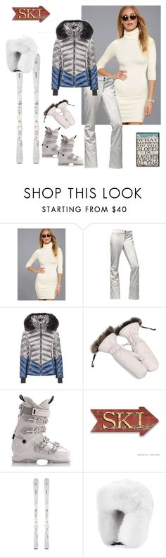 """And Off We Go!"" by julia-vero ❤ liked on Polyvore featuring LULUS, The North Face, Toni Sailer, Soma and Moncler Grenoble"