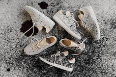 No.One's boutique shoemaking lab creates very rare, even bespoke kicks.