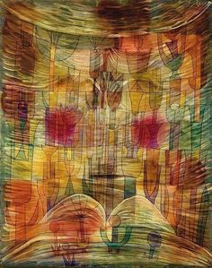 Paul Klee - Phantastische Flora - 1922