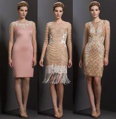 30 vestidos de festa curtos - Madrinhas de casamento