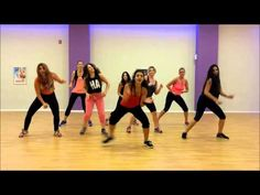 Bambalam- ZUMBA® fitness class with Nadia Portnoy Zumba Fitness, Up Fitness, Health Fitness, Dance Fitness, Zumba Workout Videos, Zumba Workouts, Exercise Videos, Refit Revolution, Floor Workouts