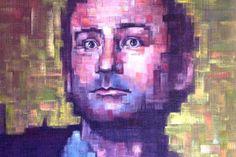 Bill Murray Portrait