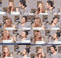 Holland Roden and Dylan O'Brien  #Stydia #O'Broden ❤❤❤❤