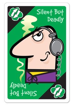 Cheatwell Games Fart Card Game: Amazon.co.uk: Toys & Games