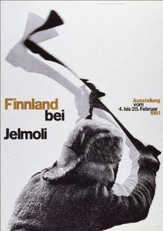 Werner Zryd — Finnland bei Jelmoli (1961)