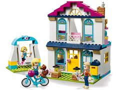 Educational toys designed to inspire. With the latest learning toys, construction toys and more, your little ones can enjoy endless hours of imaginative play. Lego Friends Sets, Lego Clones, Lego Toys, Lego Parts, Lego Projects, Learning Toys, Lego Brick, Imaginative Play, Educational Toys