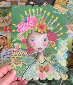 Kelly Rae gets a tiny art house, part - Kelly Rae Roberts Beautiful Teacher, Parents Be Like, Kelly Rae Roberts, Angel Guide, Creative Play, Big Love, Wall Wallpaper, Creative Business, Home Art