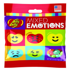 9c7be87d5 Jelly Belly favorite flavors of jelly beans are paired with an emotion, and  imprinted with