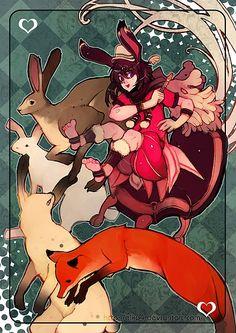 Inspiring Illustrations by Megu's Husbando