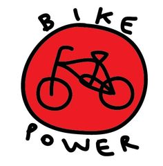 Bike power!