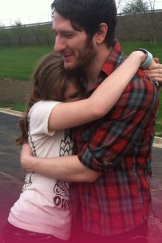 I really want to hug Adam Young I would cry though and scream but I really wish I could be her like she hugged him efhcdhbdhbfdhfd