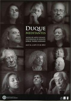 """Meditantes"" de Carlos Duque, nueva obra del MAV. Movies, Movie Posters, Art Museum, Visual Arts, Duke, Museums, Films, Film Poster, Cinema"