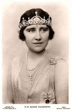 Elizabeth, Queen Mum