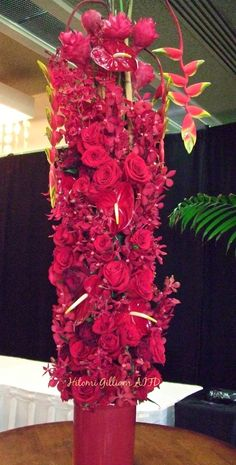 Floral Ambiance By Deborah Di Bella AIFD: Hitomi Gilliam AIFD And Lois  Hiranaga AIFD On