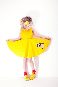 Vestido de Rodar: Proibido para cardiacos: Pepatino SS 2012
