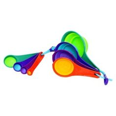 Collapsible Measuring Cups and Spoons