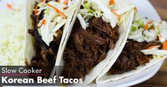 Korean Beef Tacos FB