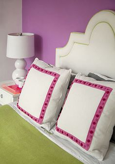 LIZ CAAN INTERIORS LLC girls bedroom