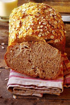 Цельнозерновой хлеб на Sekowa в хлебопечке