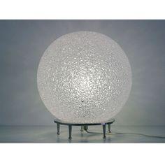 Lampe à Poser Ice Globe - diamètre : 30 cm