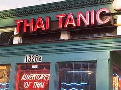 The 26 Funny restaurant titles from around the world