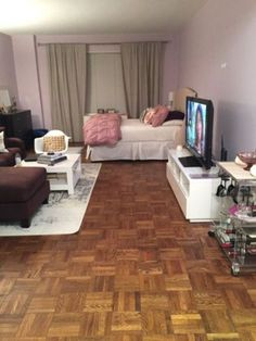 5 Studio Apartment Layouts to Try That Just Work | Studio apartment ...