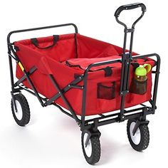 I need this for the boys! Better than a stroller! Kids Wagon, Studio Equipment, Cub Scouts, Carry Bag, Beach Chairs, Haha Funny, Hot Wheels, Baby Strollers, Unique Gifts