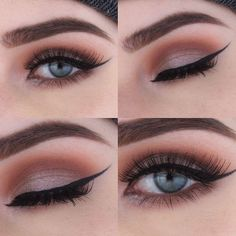 Recreate this look with 'So Quiche' from ColourPop: