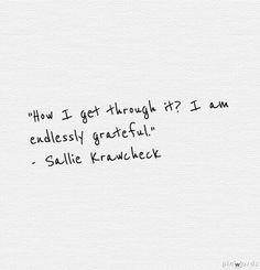 so grateful <3