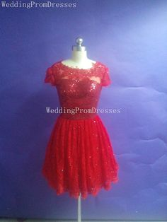 #prom, #red dress
