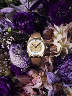 Zeit zu relaxen: Stylische Armbanduhren von Rosenthal sind mitunter das perfekte Weihnachtsgeschenk!