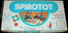Spirotot- I spent many many hours playing with this. So cool!