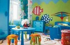 Modern Color Trends 2013 for Interior Design and Decor from Pantone Color Design Team. Kids love it!