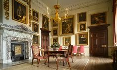 Houghton Hall's Common Parlour