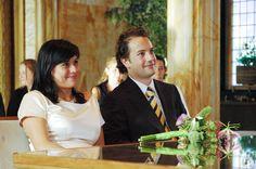 Trouwen in het stadhuis in Leiden #bruiloft #trouwzaal #trouwen #huwelijk #ceremonie #bruidspaar #Leiden