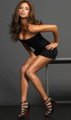 Adriana Lima #Latina #Sexy #AdrianaLima
