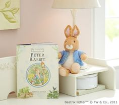 I love peter rabbit