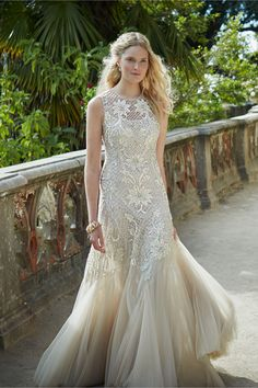 Wesley Gown in New at BHLDN
