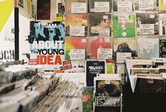 Ladbroke Groove! The complete story of record shop culture in Notting Hill - Rough Trade Records, London.