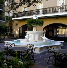 Maison Dupuy - in historic New Orleans with Character and Charm to spare!
