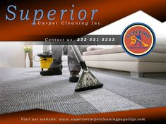 Our professional carpet, rug, upholstery, automobile interior steam cleaning; and general cleaning services are available to every person, home and business in Puyallup, Washington area. When you clean your furniture and carpet, not only will your home have a brighter, happier look, but it will also smell better and provide a comfortable and healthy dwelling area.