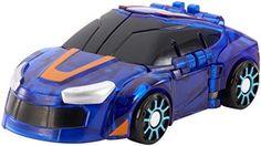Turning Mecard WINGTOK Orange ver Bee Transformer Transforming Robot Car Toy