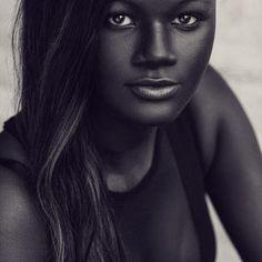 Портрет. Фото:  The Colored Girl.