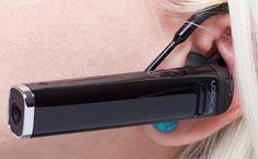 Looxcie 2 bluetooth ear cam. Record everything. Become a  gargoyle.