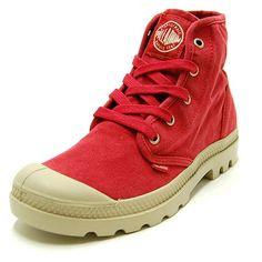 Palladium Pampa Hi Red off Palladium Pampa Hi, Sneakers, Red, Shoes, Fashion, Tennis Sneakers, Sneaker, Zapatos, Moda