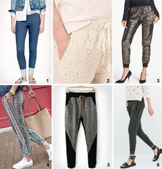 HUDSON PANT : READY TO WEAR INSPIRATION - true bias