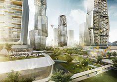 Yongjia World Trade Centre, en Wenzhou, China