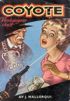 Coyote: Vicekugens Skatt by J, Mallorqui Opera, Pin Up, Horses, Baseball Cards, Opera House, Horse