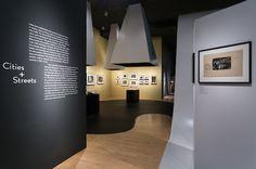 exhibition Haunted Screens | 2015 Lacma museum | design by Michael Maltzan Architecture