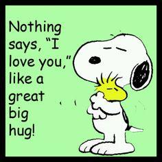 ...♥...A GrEaT BiG HuG...♥...